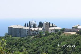 grand monastère