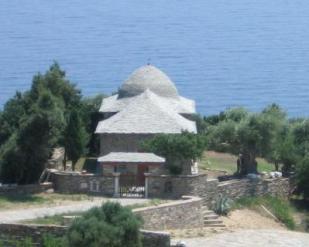 monastere mer